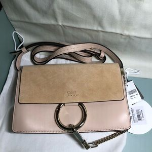 Chloe Bags - New with tag authentic Chloe Faye bag